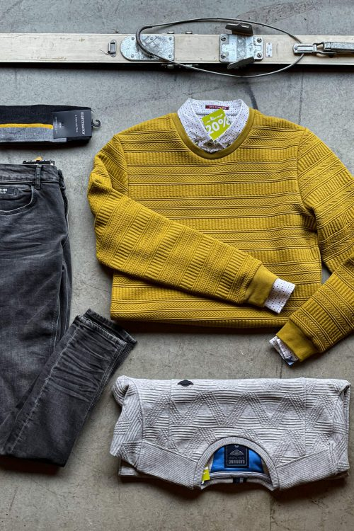The Yellow Figure